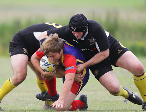 Rugby League in Scotland strengthens as Fife Lions reforms