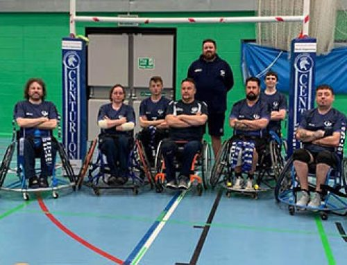 Dobson announced as Trinity Wheelchair RL Head Coach