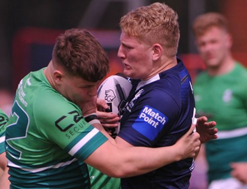 Scotland narrowly miss out against Ireland