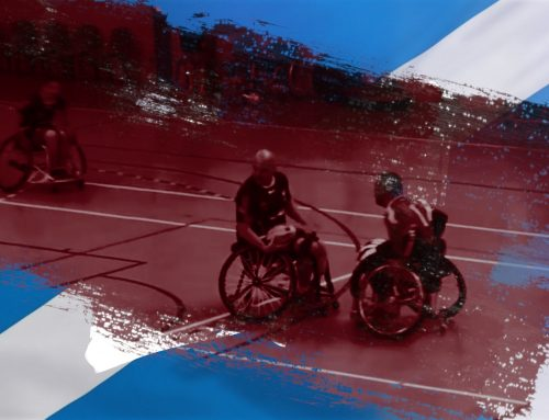 The Wheelchair Rugby League Celtic Cup returns to Scotland