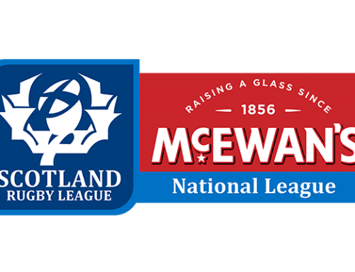 Scotland Rugby League announce new sponsorship with McEwan's