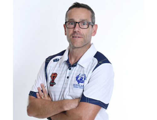 Paul Stockton steps down as Head of Medical for Scotland Rugby League