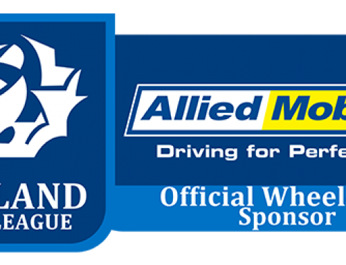 Scotland Rugby League are pleased to announce Allied Mobility as a Scotland Wheelchair sponsor