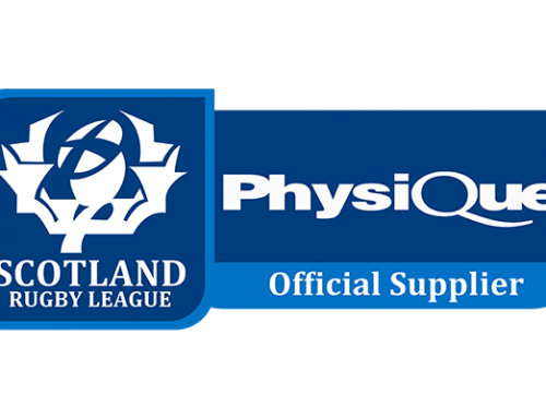 Scotland Rugby League and Physique Management enter into a new partnership