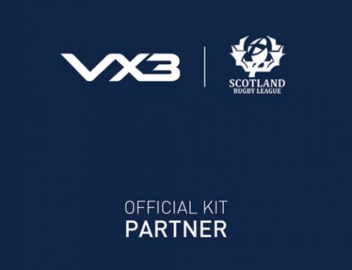 Scotland Rugby League Announce new Kit Partnership