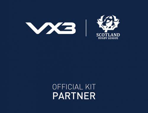 Scotland Rugby League Announce new Kit Partnership