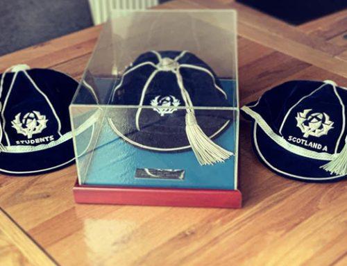 Scotland Rugby League Honours Caps