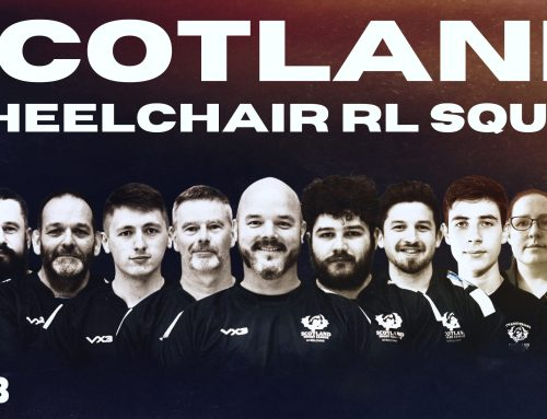 Wheelchair Team to face Wales