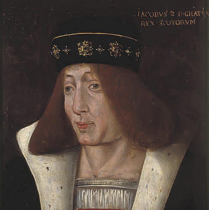 James II of Scotland