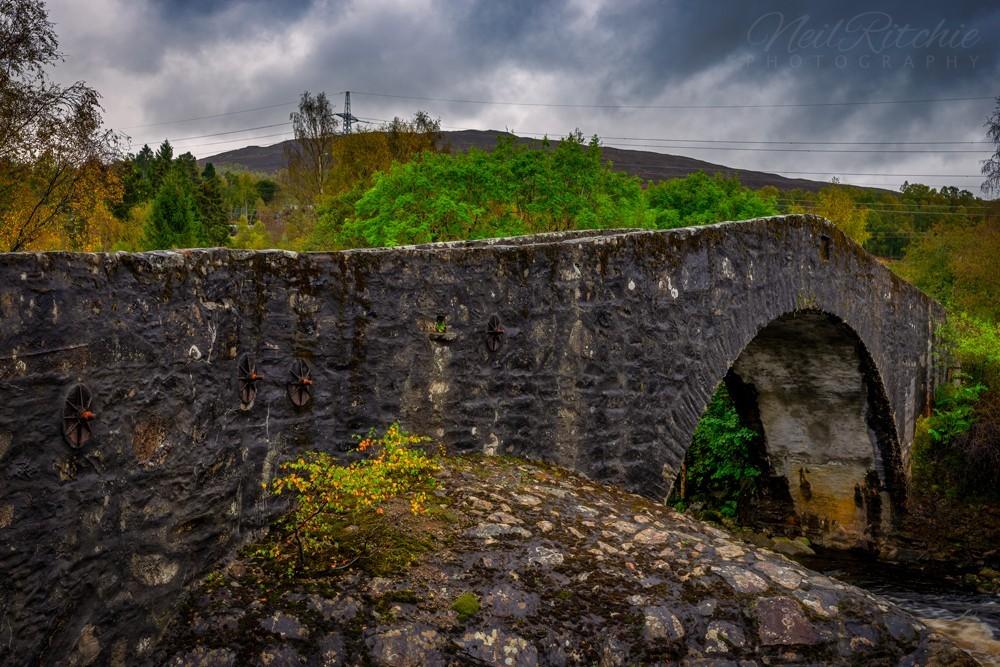 Tummel Bridge: Wade's Military Roads | ScottishHistory.org