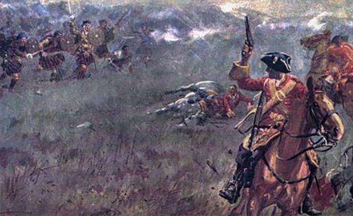battle of falkirk