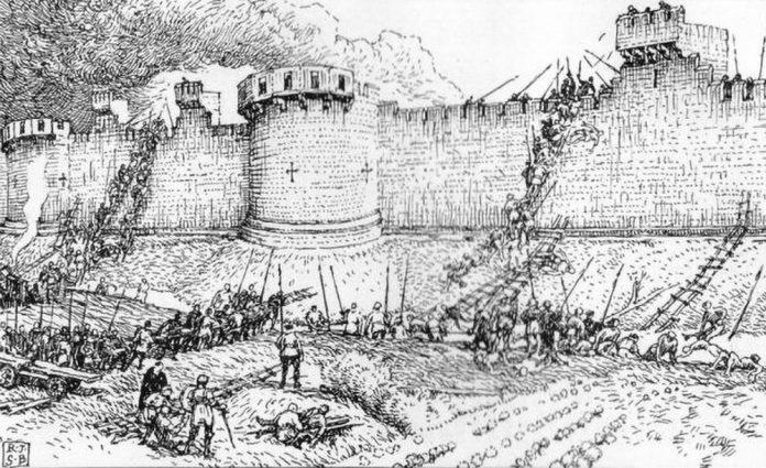 siege of newcastle