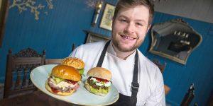 Aldi teams up with Scottish chef Fraser Cameron