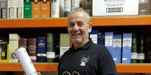 Isle of Lewis whisky shop raises spirits with delivery service, thanks to Business Gateway support