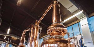 Barclays backs Glasgow Distillery's global ambitions