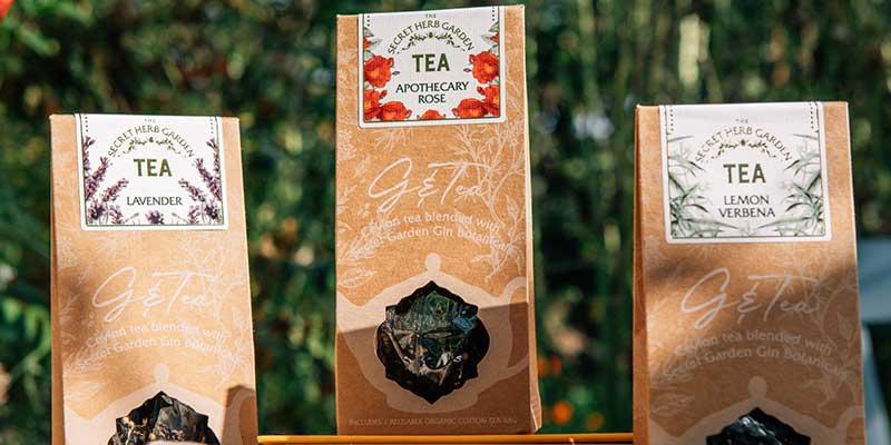 Old Curiosity releases gin-inspired herbal tea range