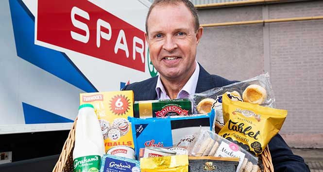 SPAR Scotland announced as key sponsor of Scottish Retail Food & Drink Awards