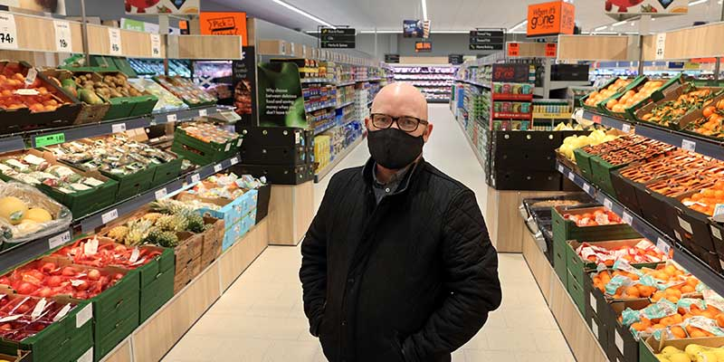 Lidl Robroyston opens