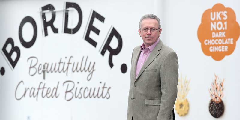 Border Biscuits raises £1m for charity