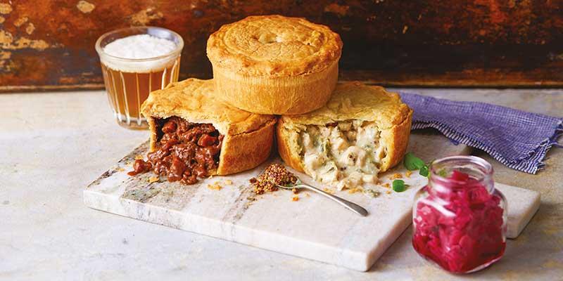 Who ate Al-di pies?