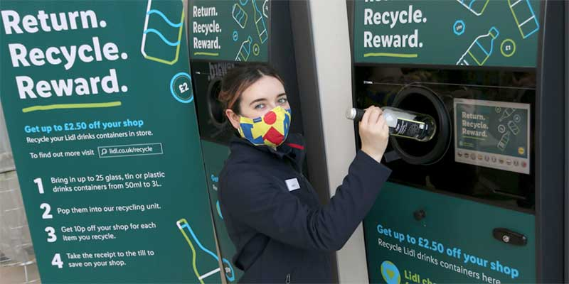 Lidl launches landmark recycling initiative