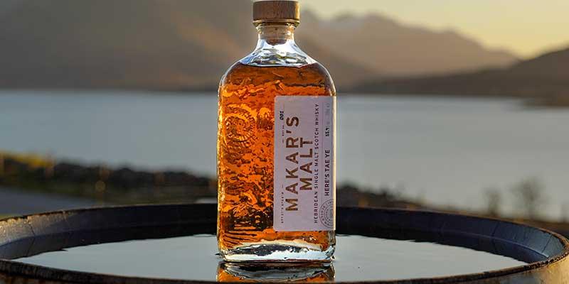 Here's tae the Makar's Malt!