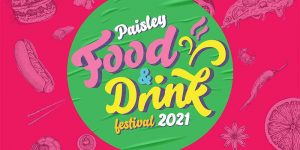 Paisley Food and Drink Festival moves online