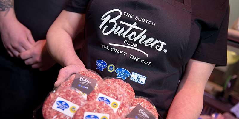 Scotch Butchers Club member