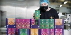 Scotland's top producers pack Lidl's larder