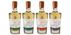 Stirling Distillery's Sons of Scotland whisky range