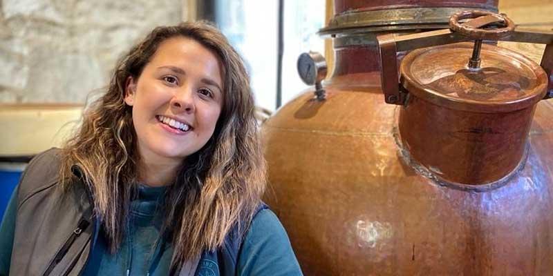 Stirling welcomes new distiller