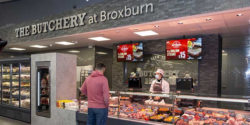 Scotmid supports local sourcing with Broxburn butcher counter