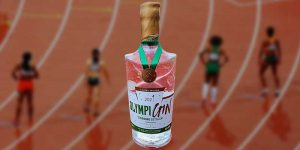 Stirling Distillery toasts Tokyo athletes with OlympiGIN