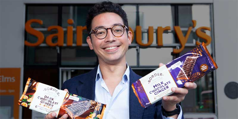 Border Biscuits doubles Sainsbury's presence