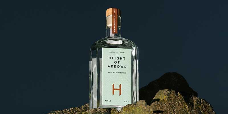 Holyrood takes gin back to basics