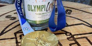Stirling 'OlympiGIN' strikes gold
