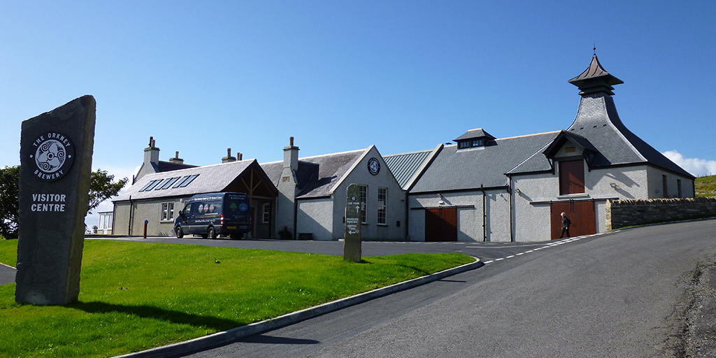 Orkney Brewery strikes gold