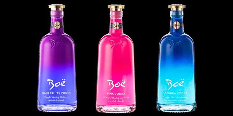 Boë branches into vodka