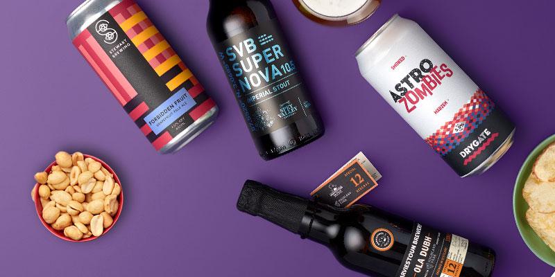 Scottish supernova for Lidl's craft beer line-up