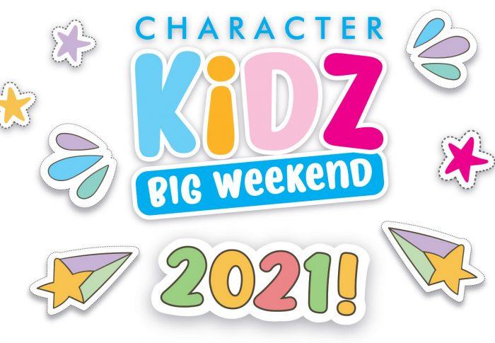 Character Kidz Big Weekend 2021