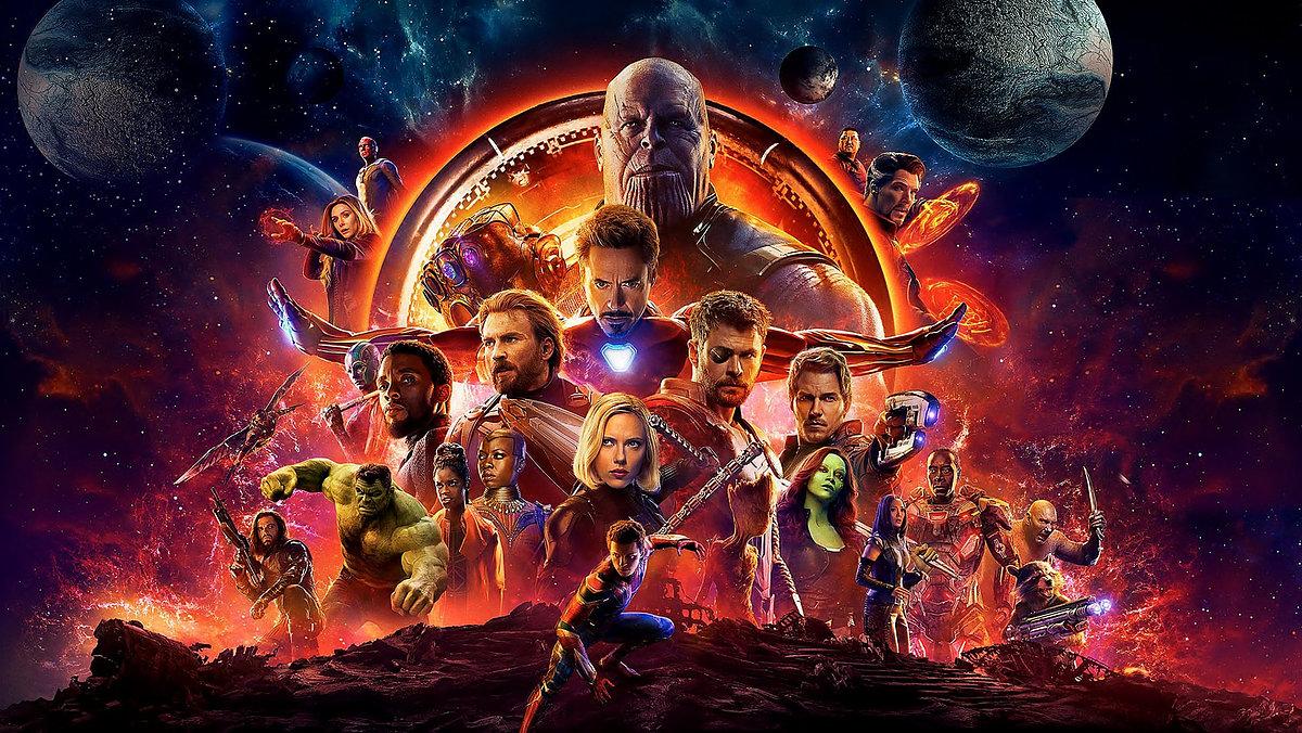 Critique de « Avengers Infinity War » (2018) – Prévention contre le TÉTHANOS !