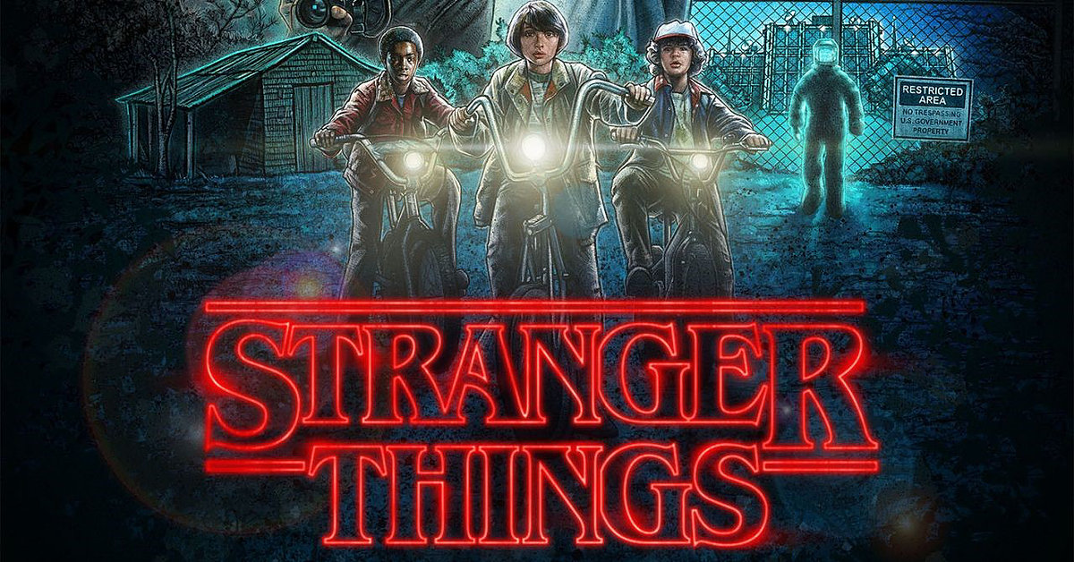 Critique de Stranger Things – That's 80 Show