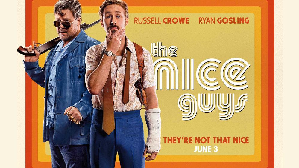 Critique de The Nice Guys (2016)