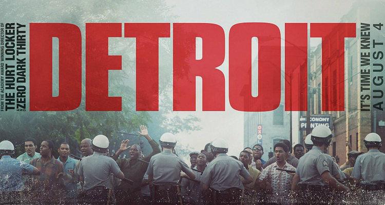 Critique de Detroit (2017)