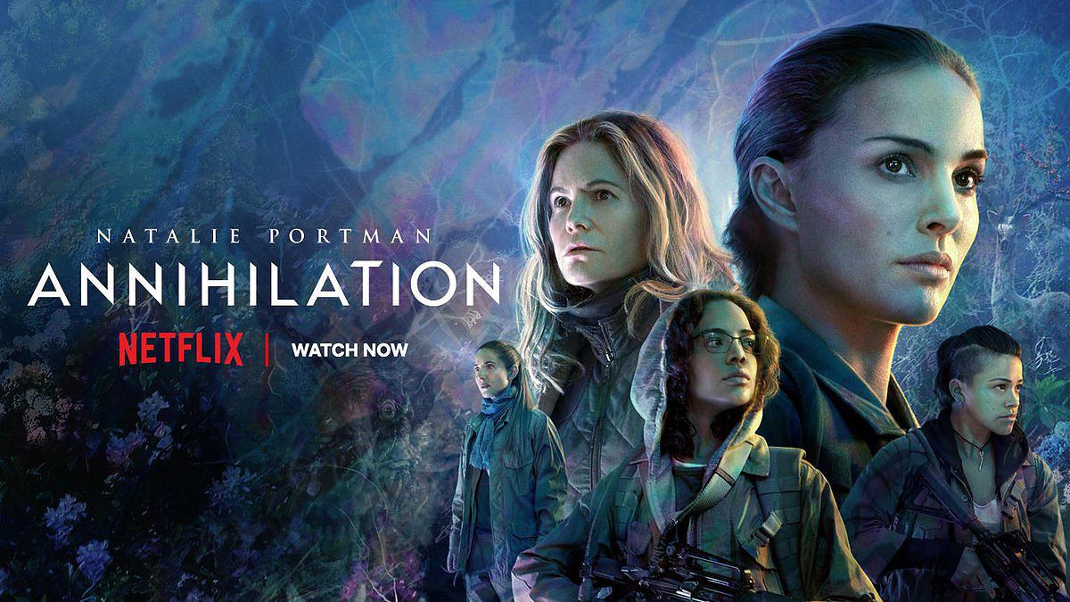 Critique de Annihilation (2018)