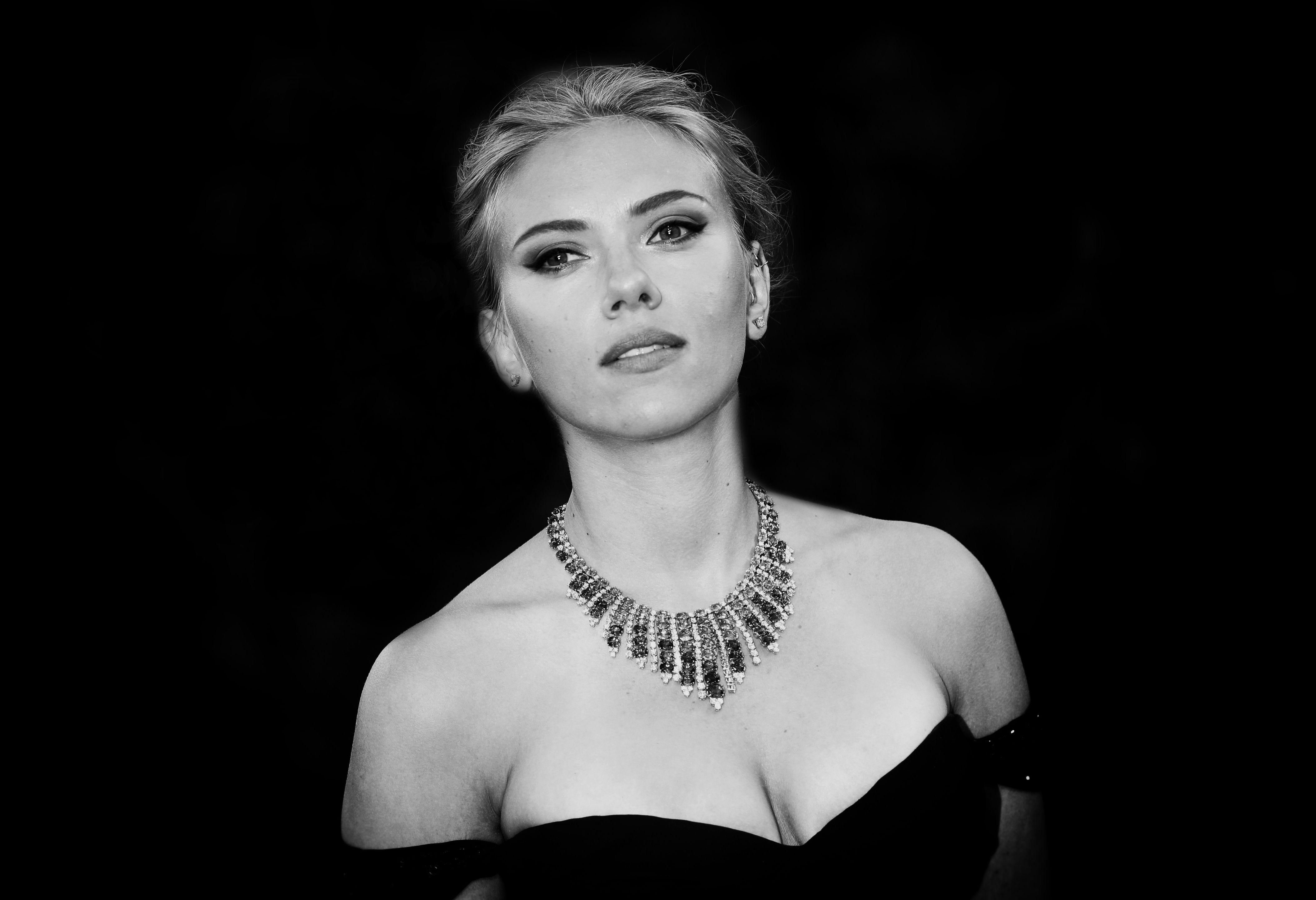 Portrait de Scarlett Johansson – The Girl Next Door