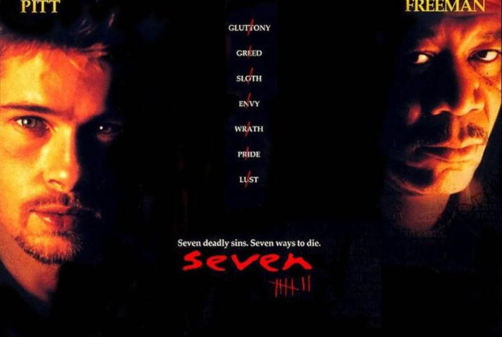 Critique de « Seven » (1995) : Apprécier ce chef d'oeuvre n'est pas un « Péché ».