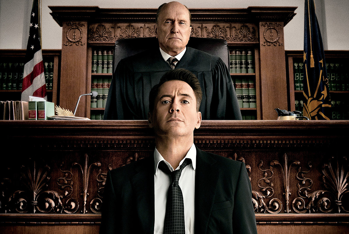 Critique Le juge (2014)