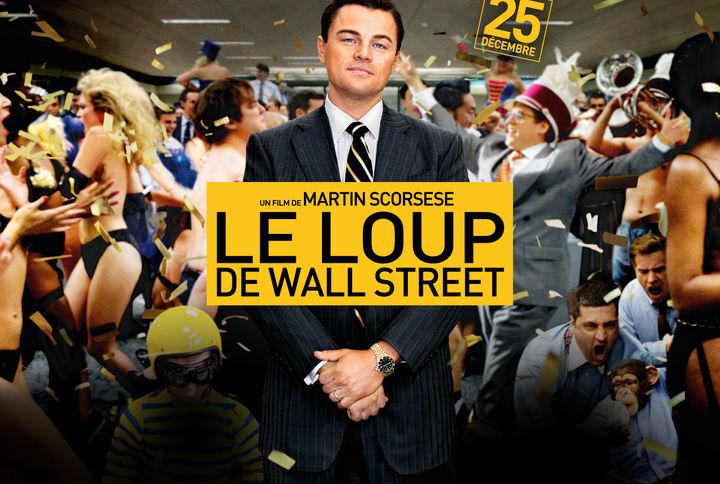 Critique Le loup de Wall Street (2014) – L'argent ne dort jamais !