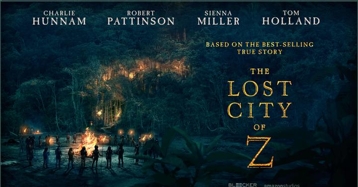 Critique de The Lost City of Z (2017)